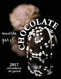 Muerte Por el Chocolate 2017 Calendario de Pared (Edicion España)