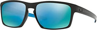 oakley shallow blue iridium