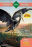 Bibliolycée Fables de la Fontaine Bac 2020 1res technos - Livres de VII à IX