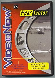 Video Now Fear Factor