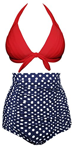 Gift ideas for a sister in law who likes polka dot bikinis!