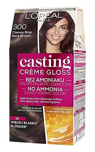 L'Oréal Paris Casting Crème Gloss Semi-Permanent Hair Dye, Ammonia-Free...