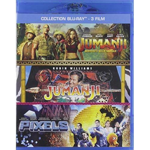 Jumanji Games Collection (Box 3 Br)