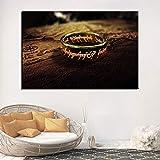 Imagen de la Pared del Cartel para la decoración del hogar Película The Rings...