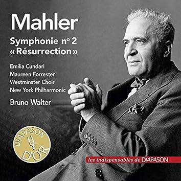 """Mahler: Symphonie No. 2 """"Résurrection"""" (Les indispensables de Diapason)"""