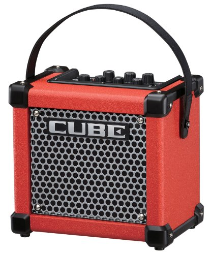 Roland Micro Cube GXR- Amplificador De Guitarra, Rosa