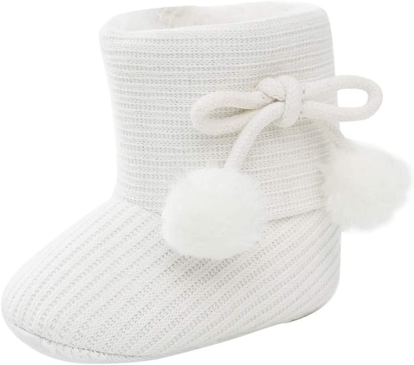 Newborn Baby Girls Boys Winter Snow C Anti-Skid Shoes Boots Warm Super Special SALE Limited time trial price held