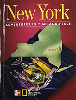 Hardcover New York: Adventures in Time and Place Book