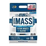 Critical Mass - 6kg - Applied Nutrition (Fresa)