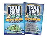 6 Fake Prank Lottery Tickets -Winning Lottery Ticket of 100,000 Doll Hairs -These Joke Gag Scratch Offs Will Have Family & Friends Rolling with Laughter