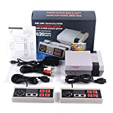 ZULIN Retro Classic Mini Game Console AV Output Childhood Game Consoles Built-in 620 Game(Some are Repeated) Dual Control 8-Bit Handheld Game Player Console for TV Video