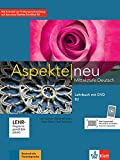 Aspekte. Lehrburch. Per le Scuole superiori. Con DVD-ROM. Con espansione online: Aspekte neu b2, libro del alumno + dvd (ALL NIVEAU ADULTE TVA 5,5%)