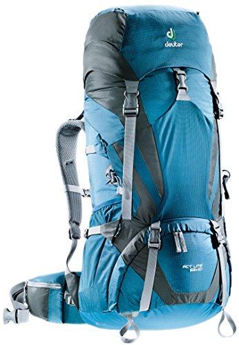 Deuter ACT Lite 65+10 Hiking Backpack (Arctic/Granite)