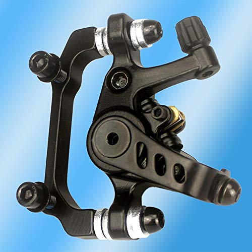 Nrpfell Road Bike Brake Mechanical Caliper Mountain Bicycle Disc Brakes Aluminum Alloy Cycling Accessories