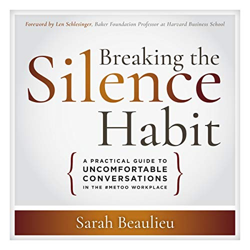 Breaking the Silence Habit cover art