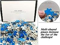 Mexico St. Domingo Guzman Temple Oaxaca Jigsaw Puzzle for Adults 1000 Piece Wooden Travel Gift Souvenir-Pt-05788