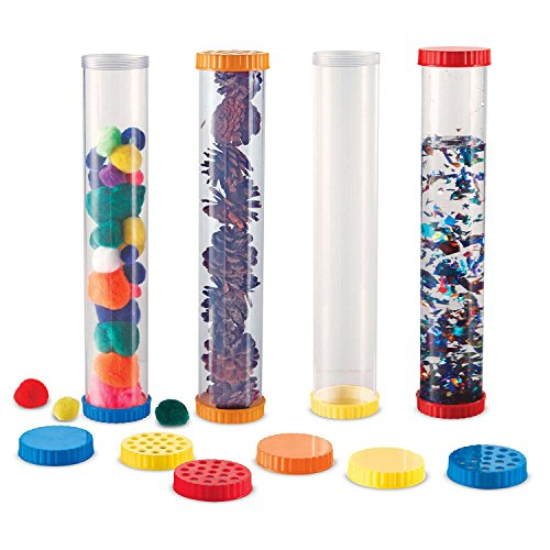 Primary Science Sensory Tubes