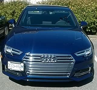 Audi A4/S4 (2016+ / B9) 'NO Holes' License Plate Bracket