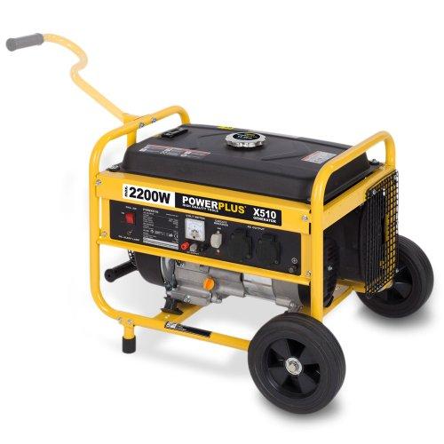Powerplus POWX510 POWX510-Generador 2200 W