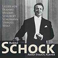Rudolf Schock: Adolf Stauch, Klavier