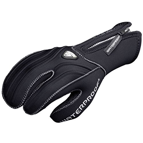 Waterproof Tauch-Handschuhe G1 3-Finger 5 mm Halbtrocken Gr. L Neue Collection