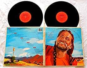 Willie Nelson's Greatest Hits (& Some That Will Be) Double LP Album - Columbia Records 1981 - Near Mint Vinyl -