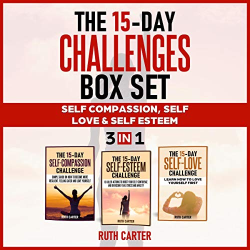 The 15-Day Challenges Box Set: 3 in 1 audiobook cover art