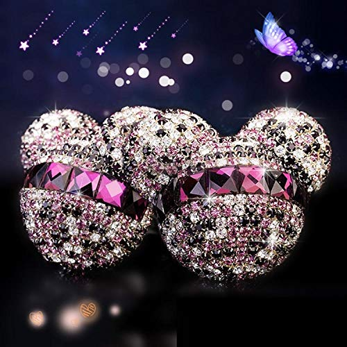 SGXDMxx Auto luchtuitlaat parfum diamant ingelegd Mickey outlet clip schattige auto luchtuitlaat parfum airconditioning mond groothandel generatie 1