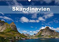 Skandinavien - Der mystische Norden (Wandkalender 2022 DIN A3 quer): Fotografien aus dem Norden Europas. (Monatskalender, 14 Seiten )