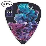 Selecciones de guitarra Fashion Future DS2 (paquete de 12) para guitarra eléctrica, guitarra acústica, mandolina y bajo de guitarra
