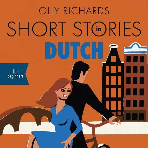 『Short Stories in Dutch for Beginners』のカバーアート
