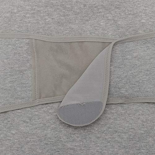 西松屋補助腹帯付き妊婦帯【M-L・L-LL】L-LLグレー