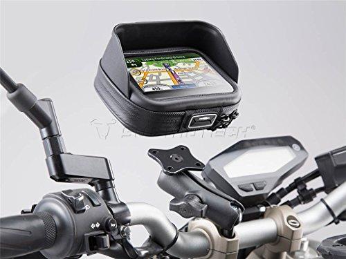 Sw-Motech Universal Motorrad GPS Navi/Handy Halter Navi Pro Case L