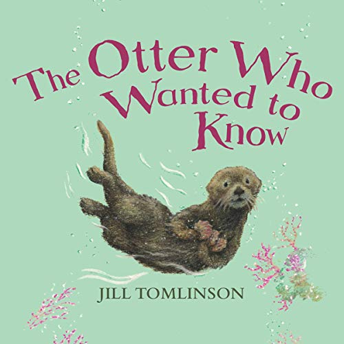 The Otter Who Wanted to Know  By  cover art