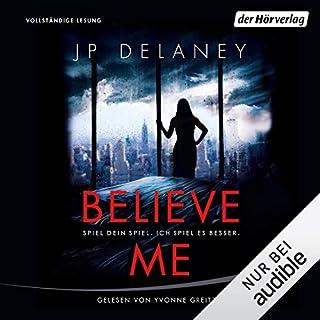 Believe Me Titelbild