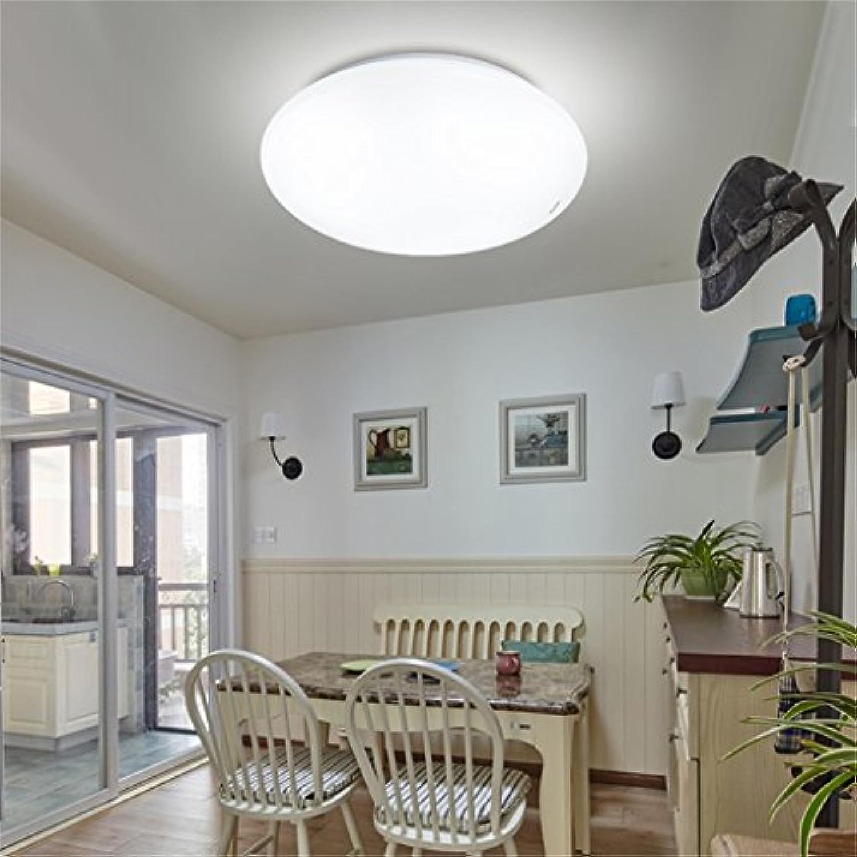 Global-LED-energiesparende Beleuchtung modernen minimalistischen kreisfrmigen Decken