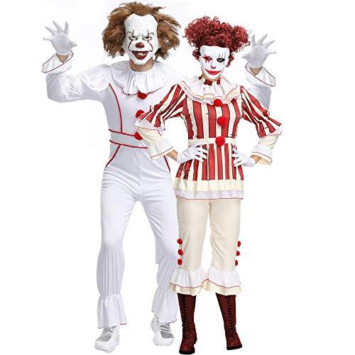 DEXIAOBANG 2019 Neue Guangzhou Neue Halloween Männer Und Frauen Paar Clown Rückkehr Seele 2 Bekleidungshersteller-l