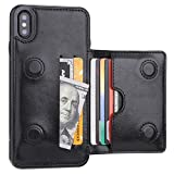 iPhone Xs Max Wallet Case with...