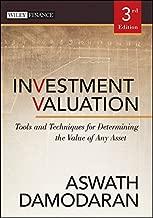 Best aswath damodaran investment valuation 3rd edition Reviews