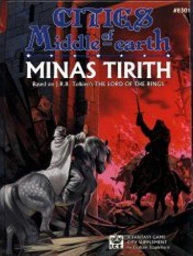Minas Tirith Puzzle Marca