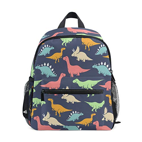Cute Dinosaur PreSchool Bag Kids Backpack for Toddler Boy Girls Age 2-5