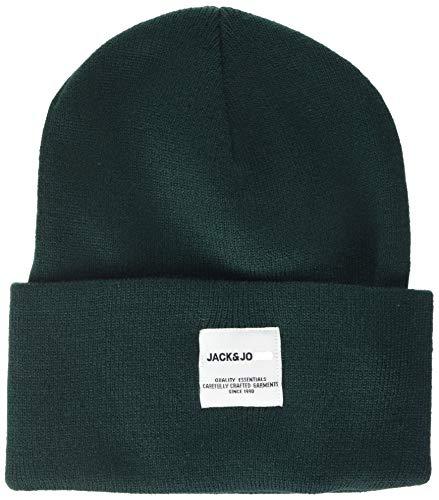 Jack & Jones Jaclong Knit Beanie Noos Gorro de Punto para Hombre