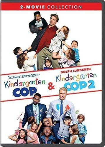 Kindergarten Cop & Kindergarten Cop 2: 2-Movie Collection [DVD]
