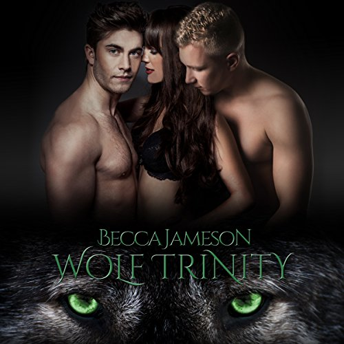 Wolf Trinity audiobook cover art