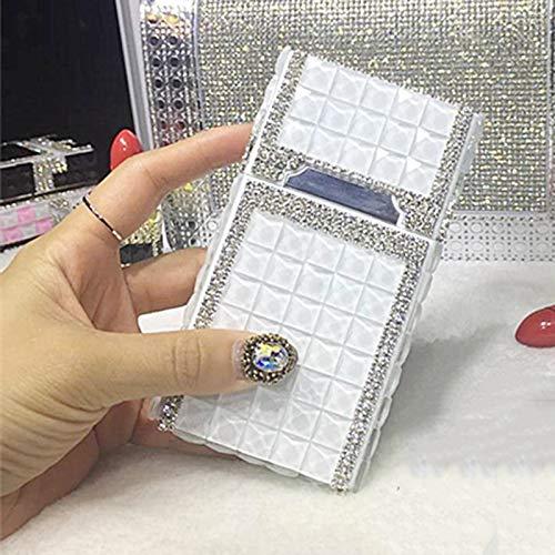 Caja De Cigarrillos con Encendedor - USB Eléctrico De Lujo Recargable Seguridad...