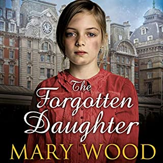 The Forgotten Daughter cover art