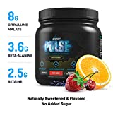 BEST OVERALL — LEGION PULS CAFFEINE FREE NATURAL PRE WORKOUT SUPPLEMENT REVIEW