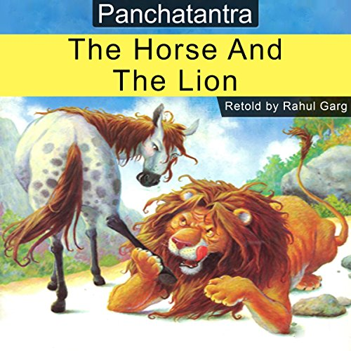 The Horse and the Lion audiobook cover art