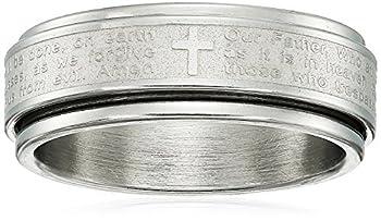 Best stainless steel spinner ring 2 Reviews