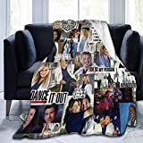 Greys-Anatomy Ultra-Soft Micro Fleece Blanket Throw Fuzzy Hypoallergenic Plush for Kids Boys Girls Adults 3D Fashion Print Blanket Perfect for Couch, Sofa, Bed 50'x40'